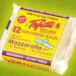 Tofutti Tofu-Cheese Slices Mozzarella
