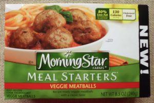Morningstar Meatballs